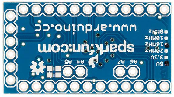 Schematic MINI 05 - Arduino - Home
