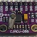 CJMCU-055 ebay BNO055 breakout board, David Pilling