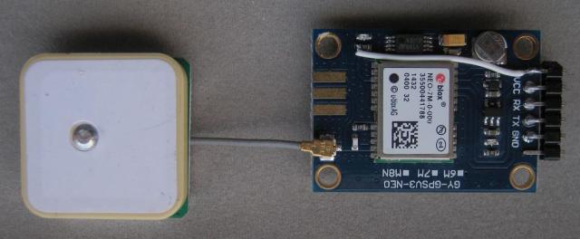 Ublox Neo M Gps With Pps Output David Pilling