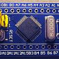 STM32 board, David Pilling