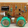 Mark 1 solar sensor boost converter, David Pilling