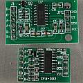 HX711 boards compared, David Pilling