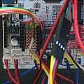 Intercepting motor driver carrier signals, David Pilling